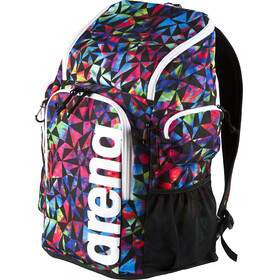 arena Team 45 Backpack textured black-multi